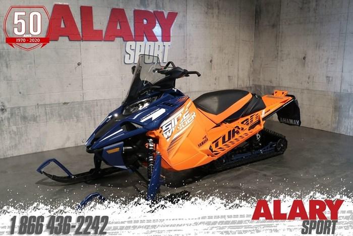2021 Yamaha SIDEWINDER X-TX LE 146 Photo 1 of 11