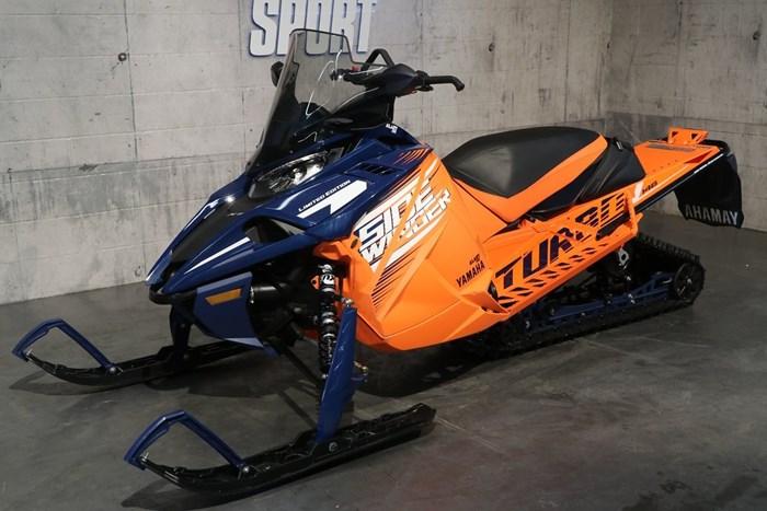 2021 Yamaha SIDEWINDER X-TX LE 146 Photo 2 of 11