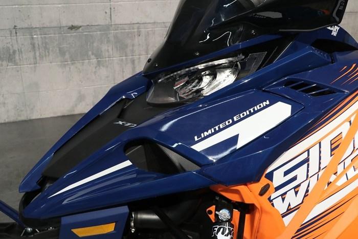 2021 Yamaha SIDEWINDER X-TX LE 146 Photo 10 of 11