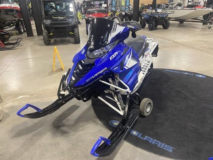 2014 Yamaha SRViper® XTX® SE Photo 1 sur 11