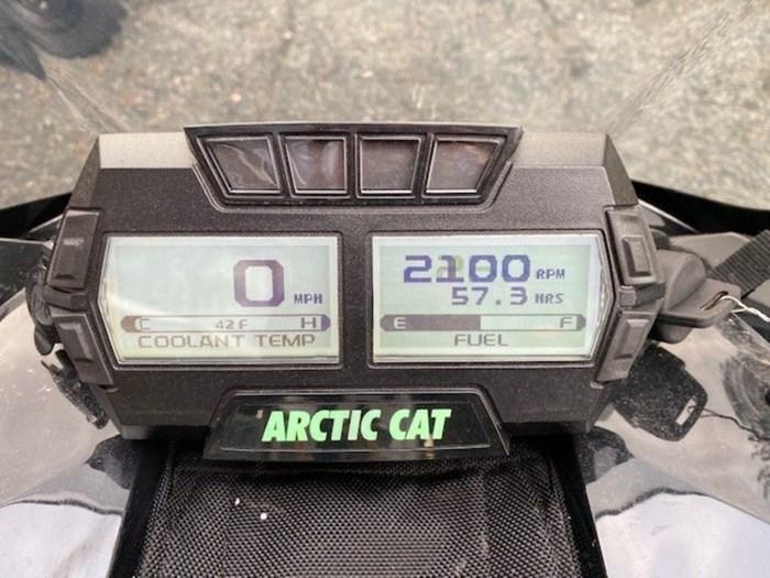 2020 Arctic Cat ZR 8000 Limited ARS II w/iACT Photo 3 of 8