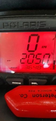 2012 Polaris Rush 800 Pro R Photo 2 of 6