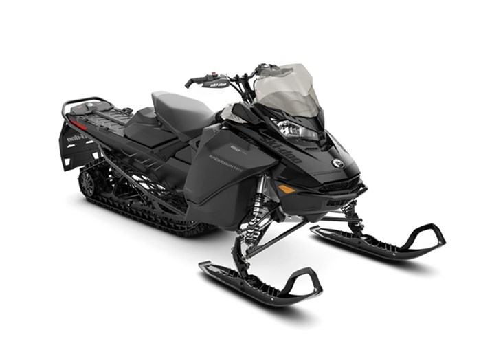 2022 Ski-Doo Backcountry™ Rotax® 850 E-TEC® 146 Black Photo 1 of 1