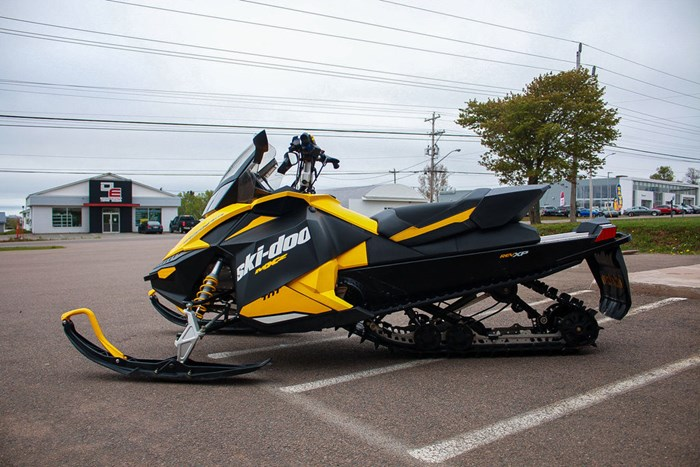 2012 Ski-Doo MX Z X 800R Photo 5 sur 12