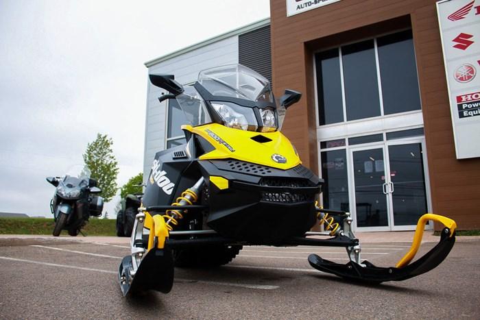2012 Ski-Doo MX Z X 800R Photo 12 sur 12