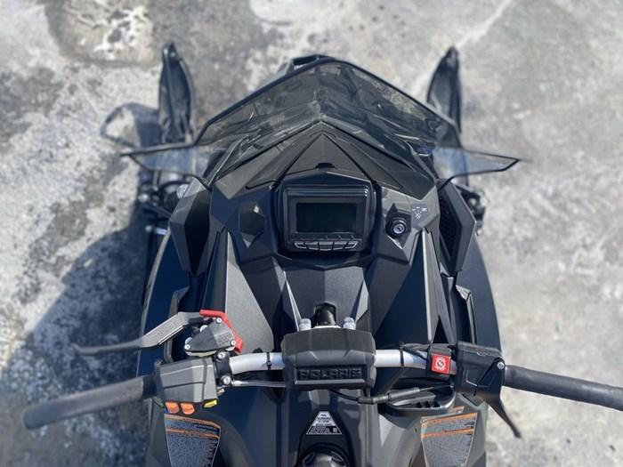2021 Polaris 600 Indy XC 129 Photo 9 of 11