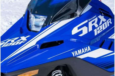 2022 Yamaha SRX120R - Pre Orders SOLD OUT, Inventory Pending Photo 6 sur 8