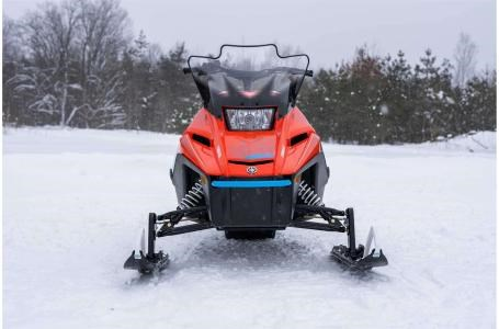 2022 Yamaha SNOSCOOT ES - Pre Orders SOLD OUT, Inventory Pendi Photo 8 sur 12
