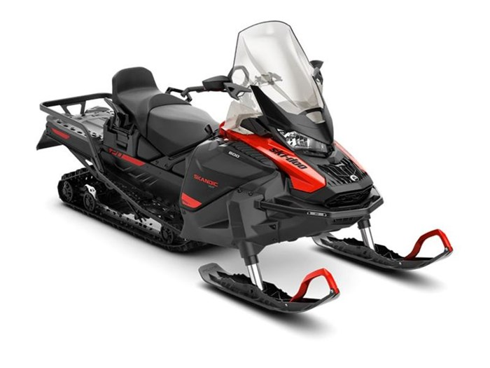 2022 Ski-Doo Skandic® WT Rotax® 600 EFI Red Photo 1 of 1