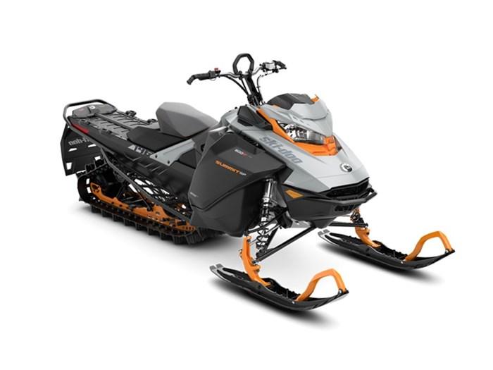 2022 Ski-Doo Summit® SP® Rotax® 600R E-TEC® 146 ES Po Photo 1 of 1